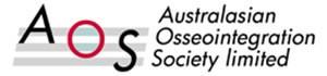 australasian osseoinegration society logo