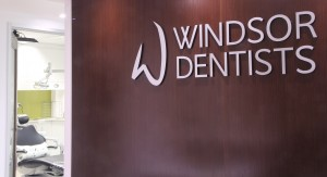 Windsor Dentists Sign