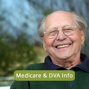 Medicare and DVA information