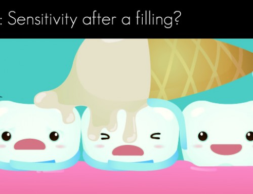 Sensitivity After a Filling