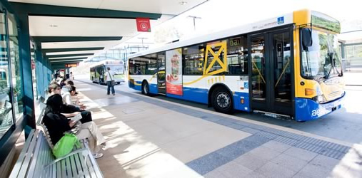 Brisbane City Council Bus
